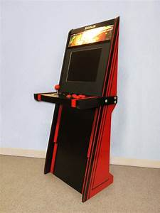 Gesall: Easy to Arcade cabinet plans
