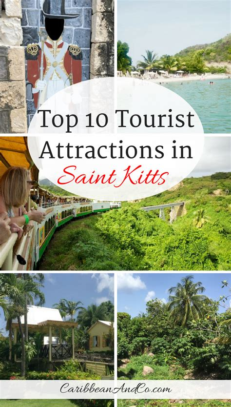 Top 10 Tourist Attractions In St Kitts  Caribbean & Co