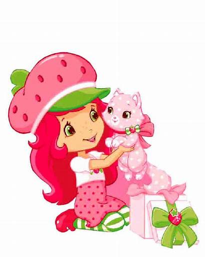 Strawberry Shortcake Clip Clipart Birthday Contemporary Cartoon