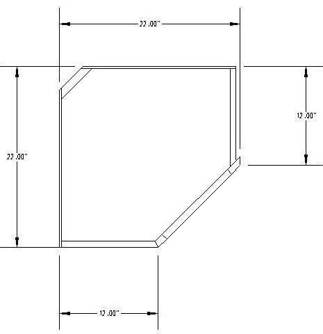 vysledek obrazku pro corner pantry dimensions  kitchen layouts kuchyne   kuchyne