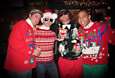 how to wear sweater to christmas party a sweater story how to be festive without looking like a tool