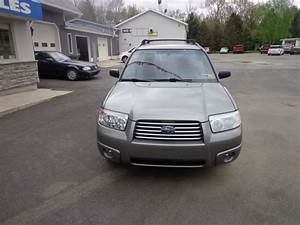 Used 2006 Subaru Forester 4dr 2 5 X Manual For Sale In
