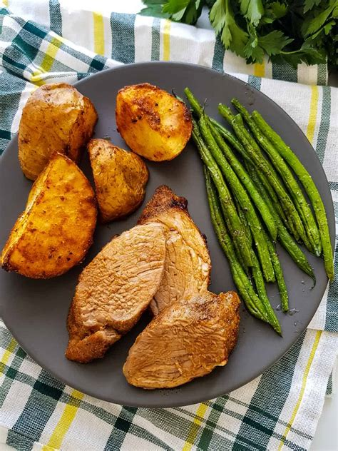 tenderloin pork fryer air frequently leftovers suggestions seasoning alternatives asked serving instructions questions recipe tips