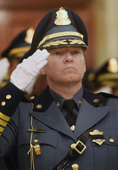 Police State Colonel Gilpin Kerry Ma Boston