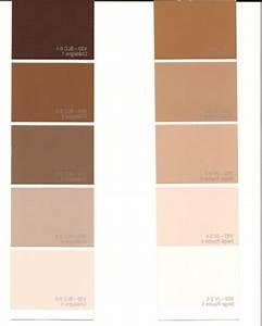 peinture couleur beige With peinture couleur lin nuancier 2 impressionnant idee peinture chambre artamplitude