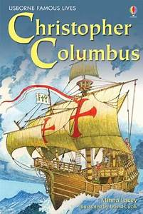 """Christopher Columbus"" at Usborne Children's Books"