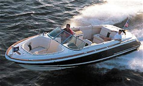 Chris Craft Performance Boats by Chris Craft 25 Launch Performance Test Boats