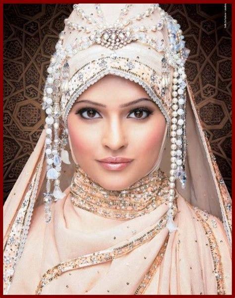 girls modern  niqab styles  images bridal hijab styles muslim wedding hijab