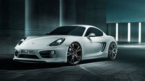 2013 Techart Porsche Cayman 2 Wallpaper
