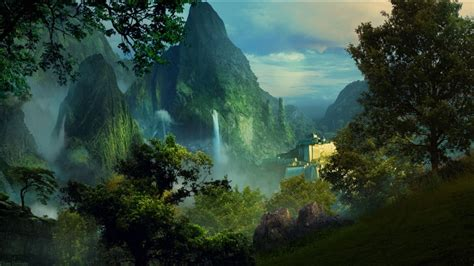 fantasy nature wallpapers hd  images