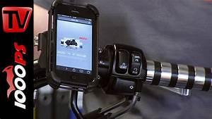 Handyhalterung Motorrad Empfehlung : rst handyhalterung iphone 4 4s f r harley davidson und ~ Jslefanu.com Haus und Dekorationen
