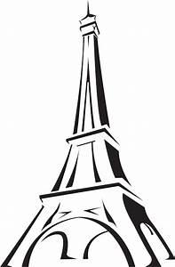 Paris: Paris Eiffel Tower Cartoon