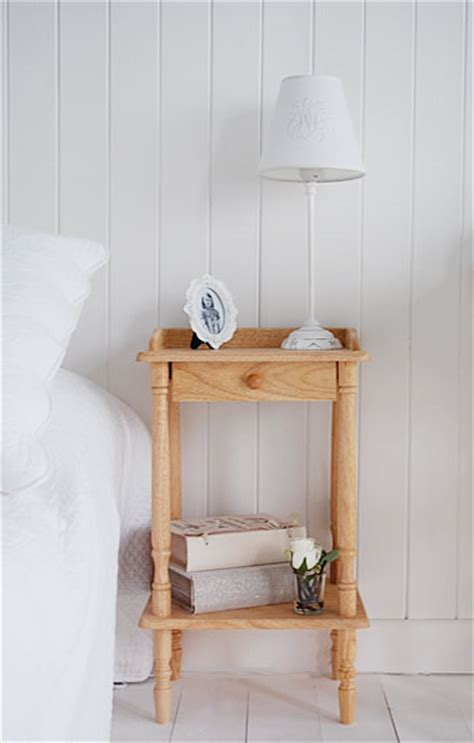 Small Bedroom Tables by A Small Bedside Table The White Lighthouse Bedroom