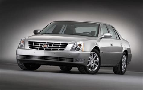 2006 Cadillac Dts Review  Top Speed