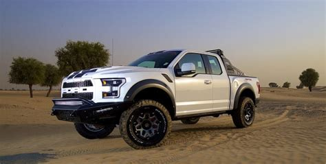 2018 Ford F-150 Shelby And Baja Raptor Now In Uae