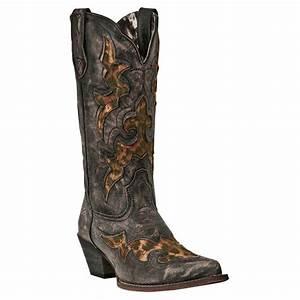 "Women's Laredo 13"" Aphrika Western Boots, Brown - 590532 ..."