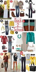 Chic Classroom Style Top 10 Back 2 School Outfits I Wish I Had In My Closet