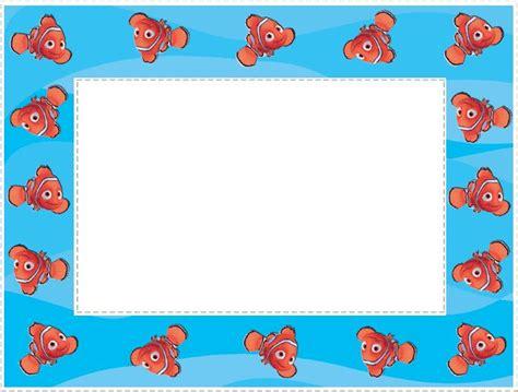 cadre photo a imprimer gratuitement cadre de tableau nemo d 233 coupage a imprimer