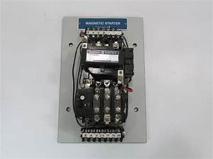 Ge Magnetic Starter Size 0 Ck 306b0