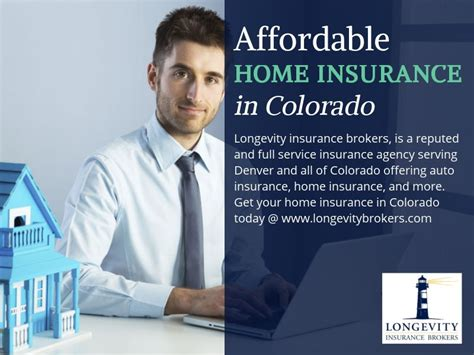 Though the best homeowners insurance policies may give you peace of mind while at home, there are tons of comprehensive condo insurance policies available. Affordable Home Insurance in Colorado - Longevity insurance brokers, is a reputed and full ...