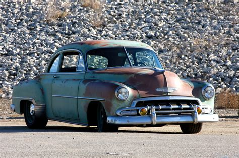 Icon Derelict '52 Chevy Business Coupe is unassuming ...
