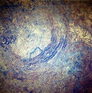 Asteroid Impact Craters on Earth as Seen From Space | WIRED