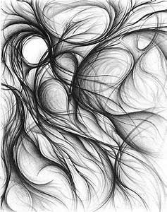 Origin pen ink abstract drawing by FifthSeasonArt on Etsy ...