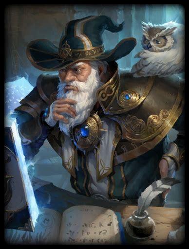 Wise Wizard Merlin voicelines - Official SMITE Wiki