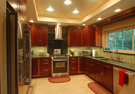 how to stain kitchen cabinets 2015 photos two tone frame brookhaven ii eclectic 8912