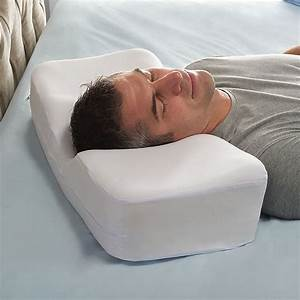 two position sleeper39s pillow the green head With best pillow for all positions