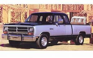 1990 Dodge Ram 150 Photos  Informations  Articles