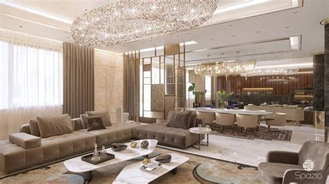 beautiful interiors of homes modern villa interior design in dubai 2018 spazio