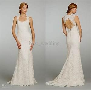 creative decoration simple lace wedding dress country With simple lace country wedding dress