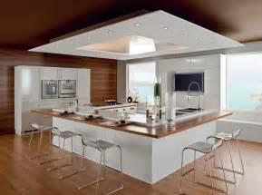 faux plafond cuisine professionnelle 7 idées pour aménager une cuisine avec style travaux com