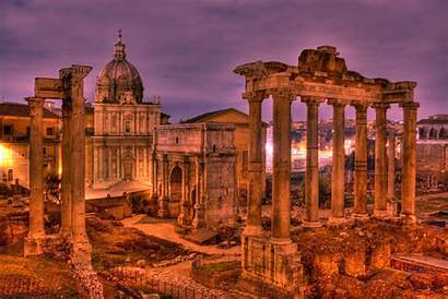 Rome Roman Architecture Greece Between Difference Italy