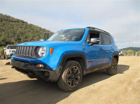 2015 Jeep Renegade First Drive