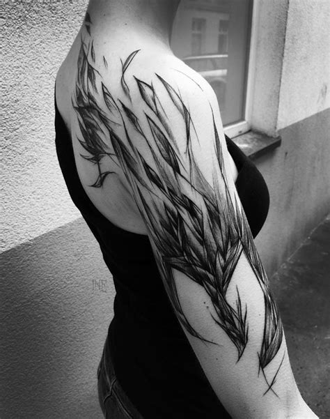 Phoenix On Woman's Arm   Best tattoo design ideas