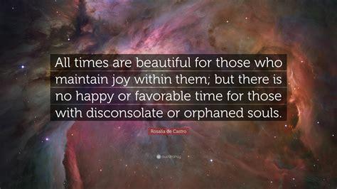 rosalia de castro quote  times  beautiful
