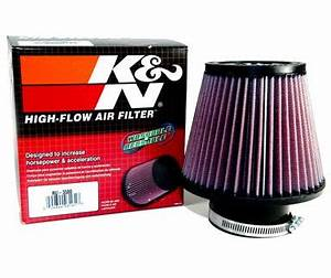 K&N Air Filter Spyder Cold Air Intake System Black 00