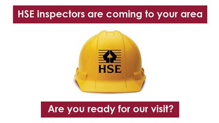 hse launches    dust inspections safety pass