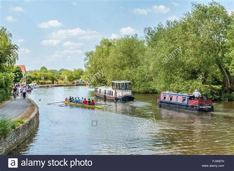 Houseboat England by Houseboat On The River Thames South Of Oxford England