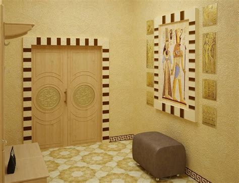 egyptian style interior design ideas