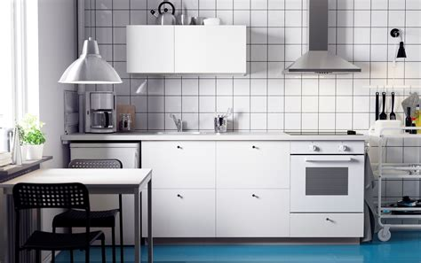 ikea cuisine method a white metod kitchen with hggeby fronts a white sljan