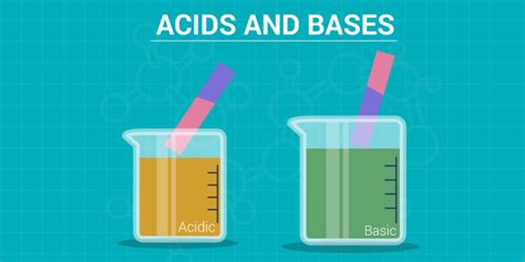 Acids And Bases  Properties Of Acids And Bases, Differences