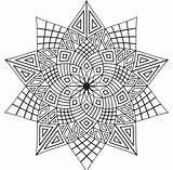 Coloring Pages Kaleidoscope Printable Adults Sheets Print Teenagers Sheet Getcolorings Interesting Teens Unlimited Limited sketch template