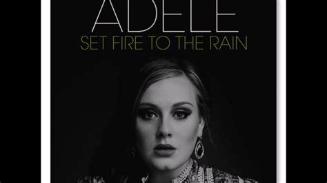 *new* Adele- Set Fire To The Rain (elev8tor Remix)