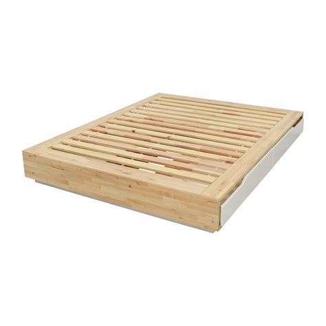 31324 ikea bed frame storage 35 ikea birch wood bed frame with storage beds