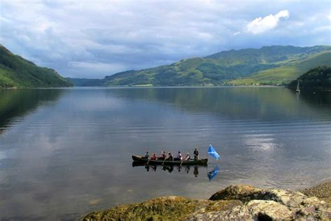 Canoes Scotland by Argyll Voyageur Canoes