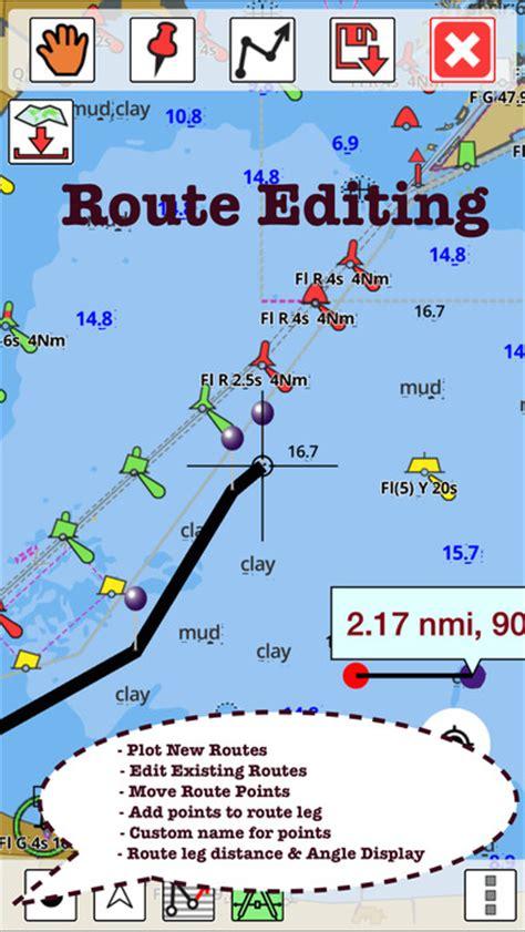 Boat Gps With Charts by I Boating Gps Nautical Marine Charts Offline Sea