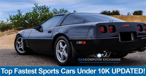 Fastest Japanese Cars 10k by Top Fastest Sports Cars 10k Updated